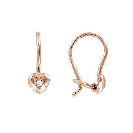Эффектное женское кольцо с бриллиантами и сапфирами