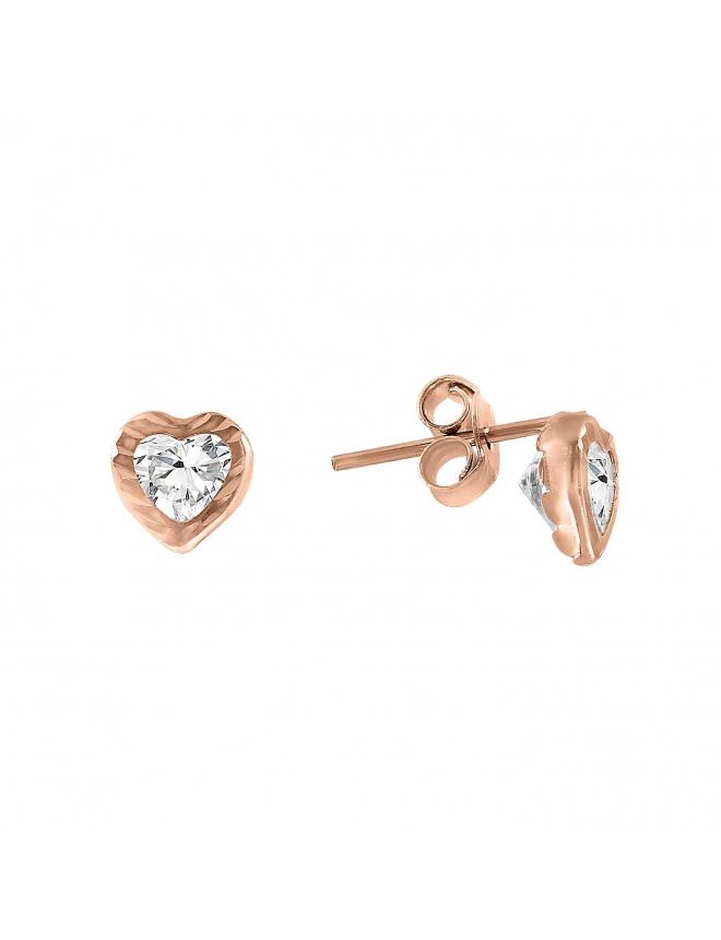 Durchzieher Ohrringe mit Perle