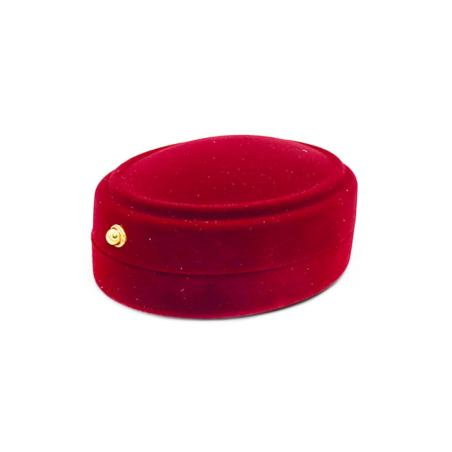 Обручальное кольцо из красного золота, серебра и палладия с/без бриллиантами/ов